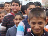 Okulda Olmayan Yaklaşık 500 Bin Suriyeli Çocuk Var