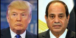 """""""Sisi, ABD Başkanlık Yarışında Trump'ın Kazanmasını mı İstiyor?"""""""