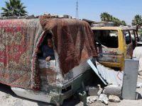 Suriyelilerin Halı ve Kilimlerin Gölgesindeki Hayat Mücadelesi