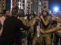 Darbeci Bir General Öldürüldü, 130 Asker Gözaltına Alındı