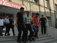 Tekirdağ'da Biri Albay 7 Kişi Tutuklandı