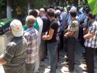Darbeci Binbaşının Cenazesi Camiye Alınmadı
