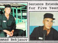 Özbek Aktivistlere Hapishanedeki Muhaliflerle Görüşme İzni