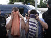 Yunanistan'daki Darbecilerin Mülakatı Başlıyor