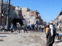 Rus Jetleri Halep'i Yakıyor, Dünya Seyrediyor