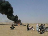 İdlib'de Mücahidlerce Düşürülen Helikopterde 5 Rus Öldü