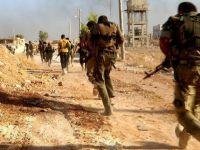 Fetih Ordusu'nun Halep Kuşatmasını Kırma Operasyonu Sürüyor
