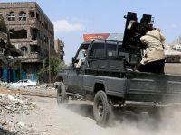 Yemen Ordusu Başkent Sana'da Pek Çok Noktayı Ele Geçirdi