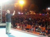 Hamza Türkmen'in Sakarya Darbe Nöbeti'ndeki Konuşması