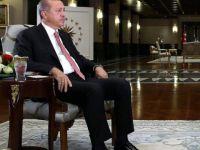 Cumhurbaşkanı Erdoğan'dan AB'ye Vize Resti