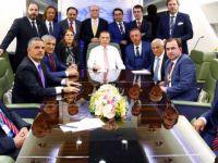 Suriye İçin Rusya ile 'Yeni Hamle'