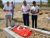 """""""Bu Büyük Acıyı Bize Yaşatan PKK'yı Lanetliyorum"""""""