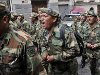 Bolivya'da Subaylara Anti-Emperyalizm Eğitimi