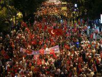 15 Temmuz'da Üsküdar Meydanı'nda Ne Oldu?