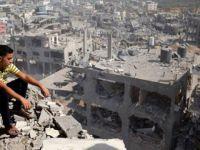Türkiye İşgalci İsrail'in Gazze'ye Saldırısını Kınadı