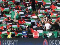 Filistin Bayrağı Açan Celtic Taraftarları Beklenen Cezanın İki Katı Para Topladı