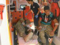 Operasyonda Yaralanan 3 Direnişçi Gaziantep'e Getirildi