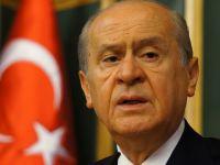 Bahçeli: Türkiye ABD'nin 53. Eyaleti Değildir
