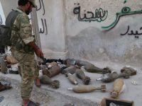 Rai Bölgesinde 3 Köy IŞİD'ten Geri Alındı