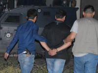Van'da PKK'ya Yardımdan 8 Kişi Tutuklandı