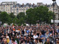 Fransa'da Çalışma Yasası Eylemleri Yeniden Başlıyor