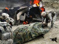 Afganistan'da 10 ABD Askeri Öldürüldü