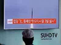 Kuzey Kore'nin Yeni Füze Denemesi Japonya'nın Hava Savunma Sahasında