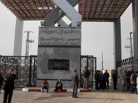Refah Sınır Kapısı Bugün de Açık