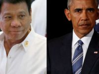 "Duterte'den Obama'ya: ""Esed Gibi Bomba mı Attım"""