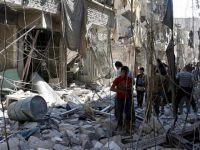 """""""Halep'te 23 Eylül'den Bu Yana 96 Çocuk Hayatını Kaybetti"""""""
