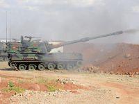 TSK: Esed Birliklerinin Saldırısına Karşılık Verildi