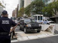 New York'ta Müslüman Kadının Kıyafeti Ateşe Verildi!