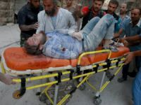 Esed Güçleri Halep'te Klinik Vurdu: 4 Doktor Hayatını Kaybetti