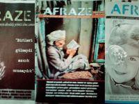 Batman Özgür-Der'in Hazırladığı 'Afraze Dergisi'nin Dördüncü Sayısı Çıktı!