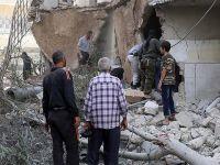 Esed Güçleri İdlib'e Saldırdı: 13 Kişi Hayatını Kaybetti!