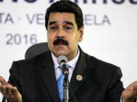 Venezuela'da Muhaliflerin Referandum Talebi