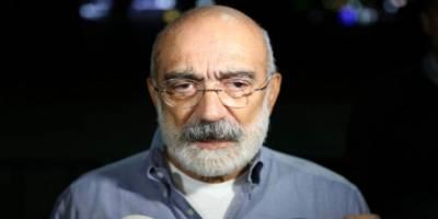 Yargıtay'dan Ahmet Altan için tahliye kararı