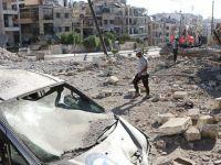 Katil Esed ve İşgalci Rusya Halep'te 15 Sivili Daha Katletti!