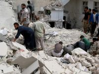 Esed Rejimi ve Rusya Halep'te 56 Sivili Daha Katletti!
