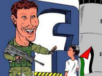 Facebook Filistinli Gazetecilerin Hesaplarını Engelliyor