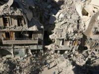 Halep İçin 'Öfke Günü' Çağrısı