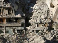 """""""Bugün Halep Ölüyor, Sessiz Kalırsan Yarın Sen Öleceksin!"""""""
