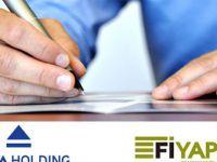 AKFA Holding ve Fi Yapı'ya Kayyum
