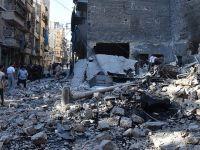 Dün Caharkale, Bugün Halep!