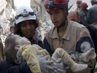 """""""Halep'te İnsanlık Ölüyor Be!"""""""