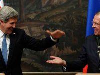Kerry'den Suriye'de Uçuşa Yasak Bölge Açıklaması