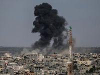 İşgalci İsrail Güçleri Gazze'ye Saldırdı!