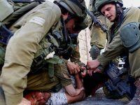 İşgalci İsrail Güçleri 31 Filistinliyi Gözaltına Aldı!