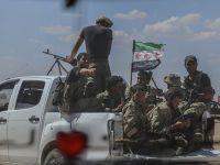 ÖSO, el-Bab'da IŞİD Hedeflerine Operasyon Başlattı