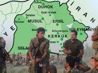 PKK Koridoru Irak'a Uzandı!